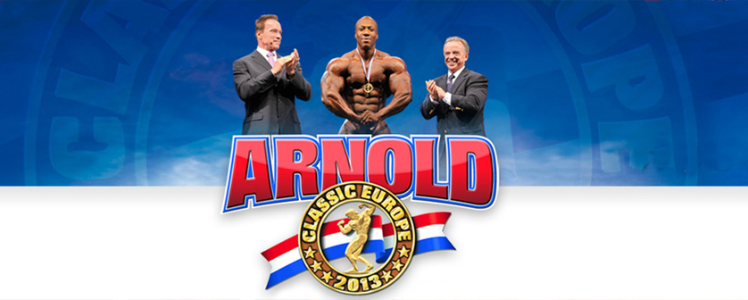 Arnold Classic Europe 2013