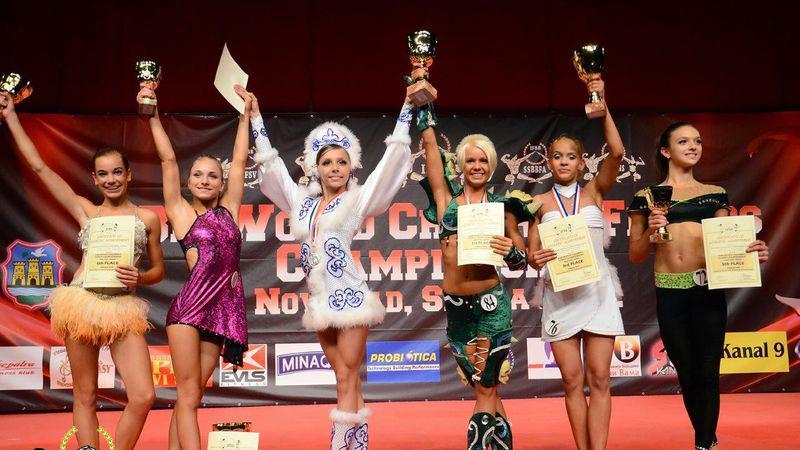 Mundial IFBB Fitness Infantil