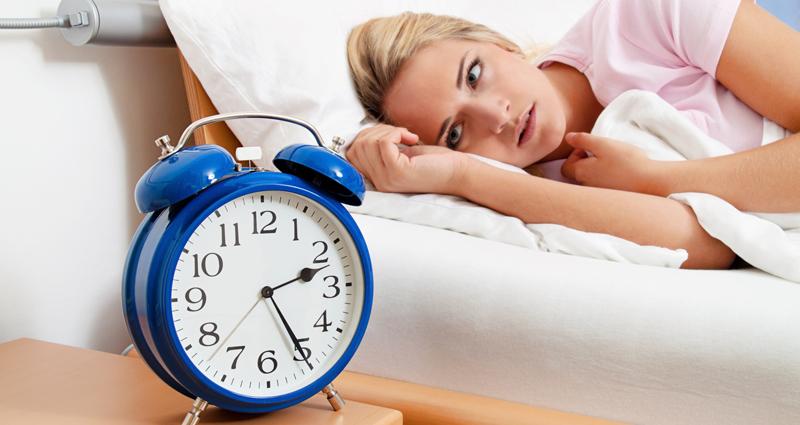 Lucha contra el insomnio