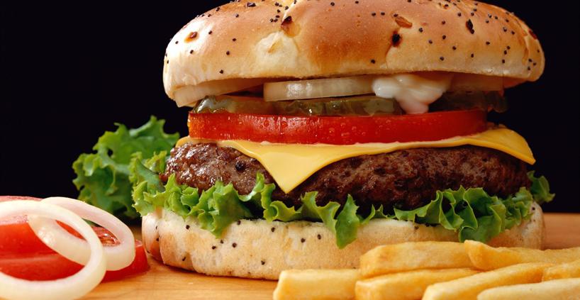 Respuestas hormonales a la comida basura