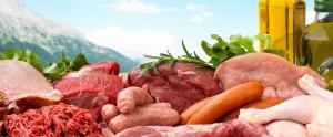 Diferentes tipos de proteina