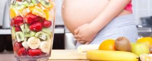 Alimentación de la embarazada