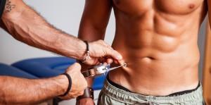 Porcentaje grasa abdominal