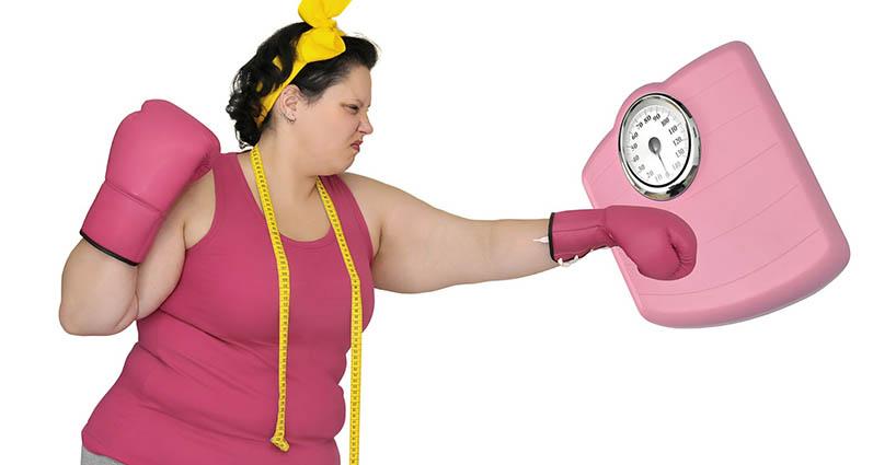 ¿A qué ritmo debemos perder peso?