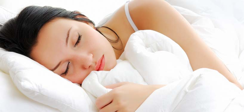 ¿Qué relación tiene la alimentación con el sueño?