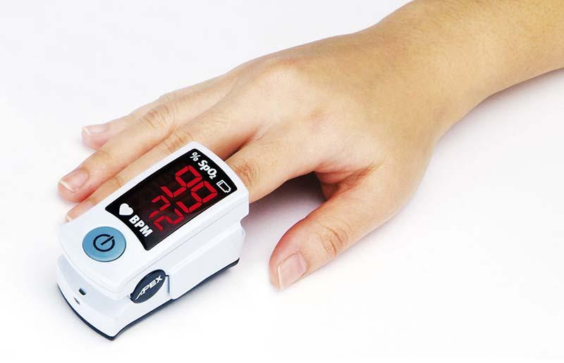 ¿Qué es y para qué sirve la pulsioximetría?