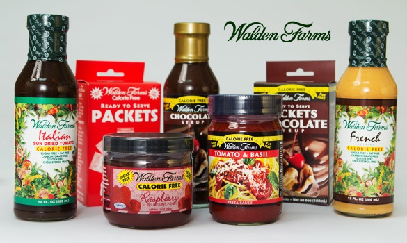 Salsas Walden Farms, ¿0% realmente? Que no te engañen