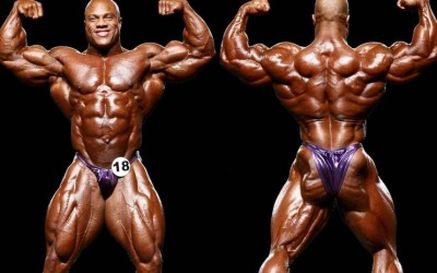 Entrenamiento y plan alimenticio de Phil Heath