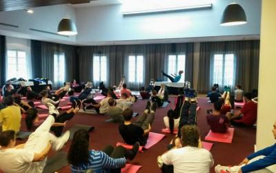 Masterclass (2013) – Pilates y reeducación postural