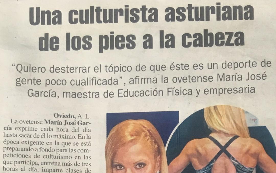 Entrevista en el diario «La Nueva España» 24-junio-2017