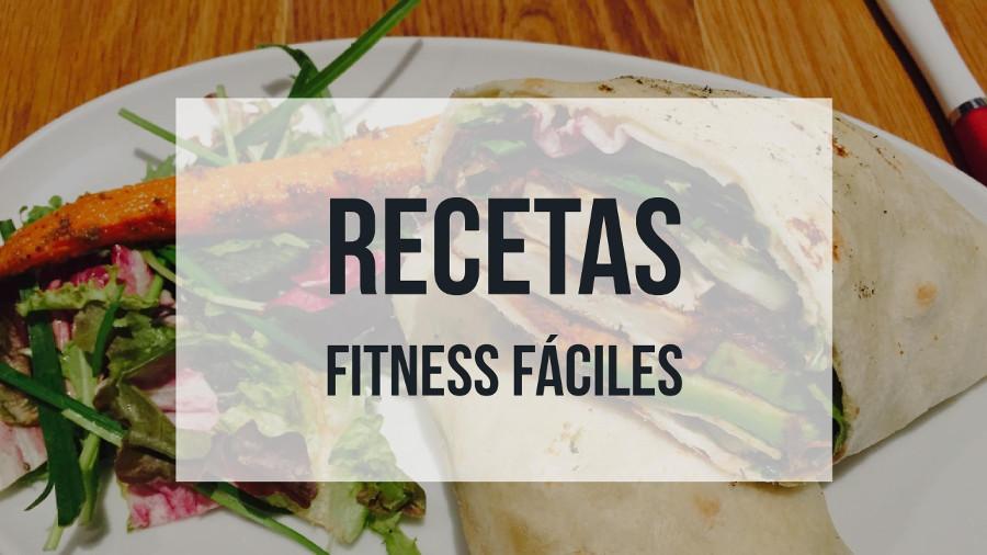recetas fitness faciles