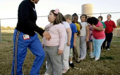 Lucha contra la obesidad infantil