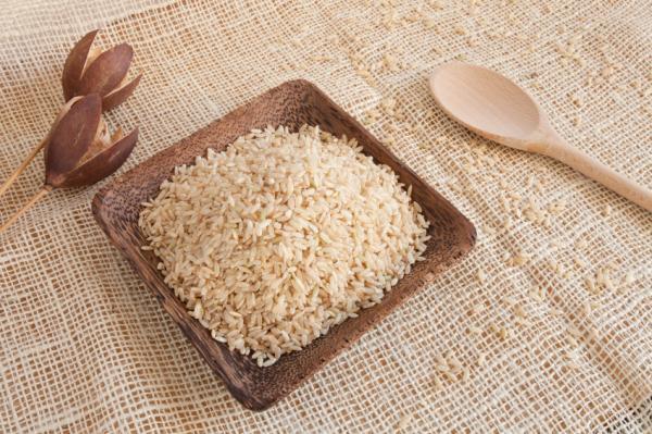 arroz basmati y vaporizado