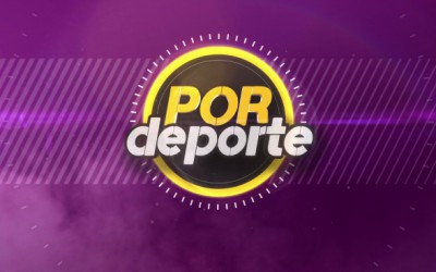 "Entrevista Programa ""Por deporte"""