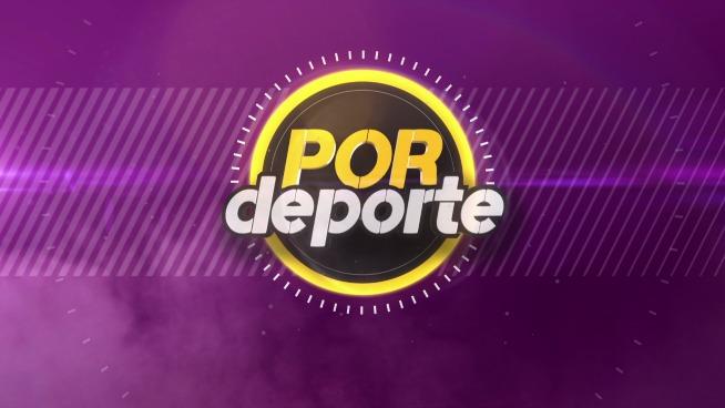 Entrevista Programa «Por deporte»