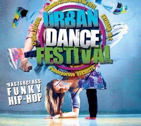 """Organizadora 2ª Edición del """"Urban Dance Festival"""""""