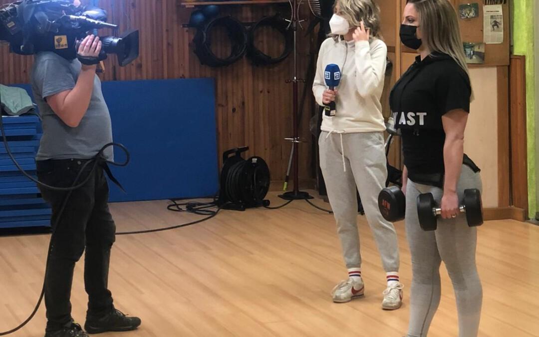 Entrevista realizada para el programa «Conexión Asturias» en TPA